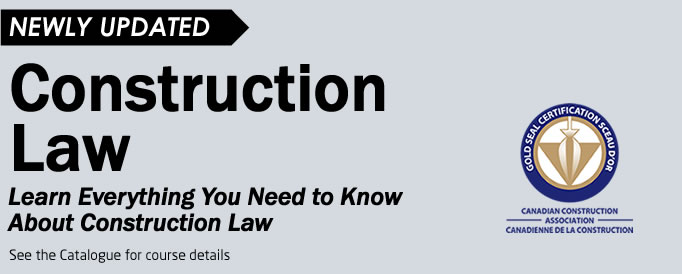 Law Course Header
